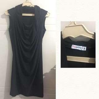 Toppicks cowlneck dress