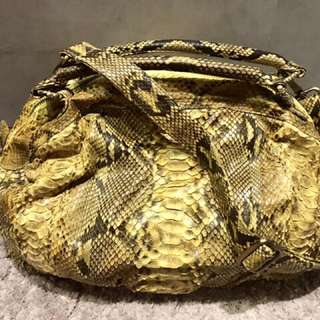 Snake Skin Bag Kamali