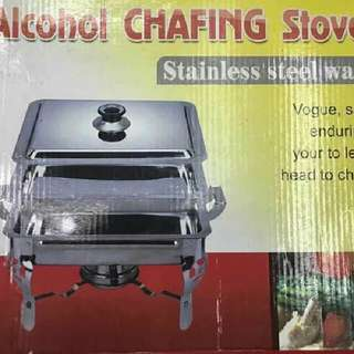 Alcohol Chafing Stoves