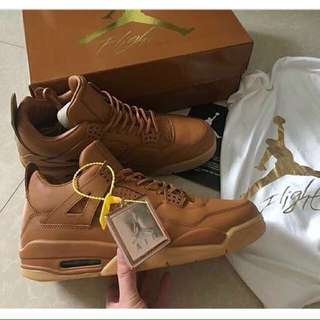 Nike Air Jordan Retro 4 limited Ginger