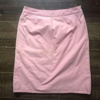 Chic Pink Skirt