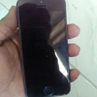 Terima TT, Iphone 5 32gb Black