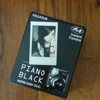 Instax mini 50S Piano Black