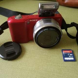 SONY NEX-3類單眼相機