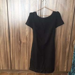 Promod little black dress
