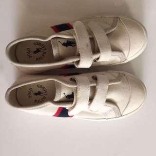 小朋友PPLO鞋,剪左牌但未著過,全新