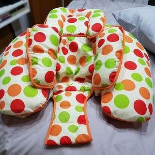 Cleva Mama 10 in 1 Nursing Pillow
