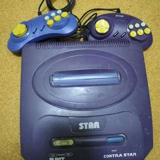 Star Game Console