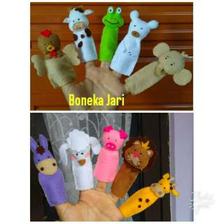Boneka Jari / Finger Doll