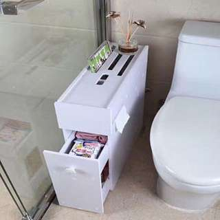 Waterproof Toilet Cabinet Drawer