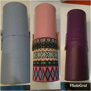 MakeUp Brush Cylinder  take all for P300