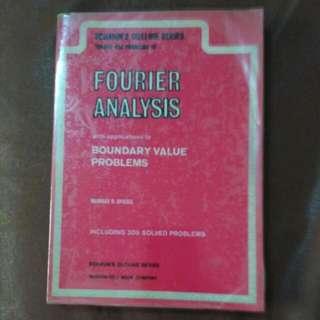 Fourier Analysis Schaum's Outline