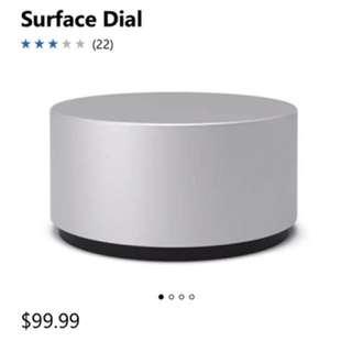 Mircosoft Surface Dial