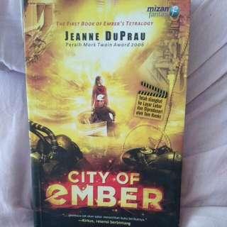 City Of Ember Jeanne Duprau