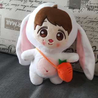 EXO ~ RABBIT LAY PLUSHIES