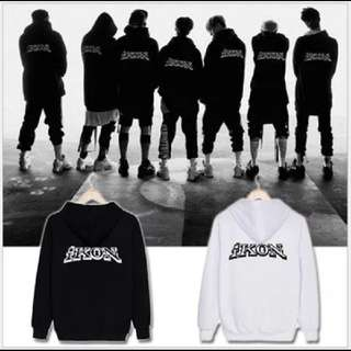 IKON HOODIES ~ READY STOCK