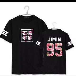 BTS ~ JIMIN T-SHIRT