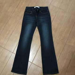 Giordano Dark Blue Jeans
