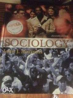 Sociology Macionis 11th Ed