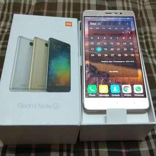 Redmi Note 3 Gold 3GB/32GB