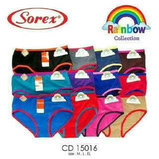 CD Sorex Rainbow