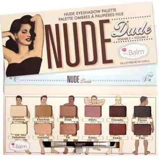 The Blam eyeshadow Nude