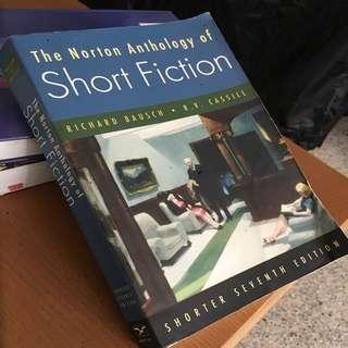 Short fiction 英美短篇小說故事集 英美經典文學