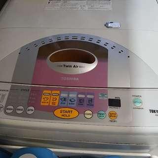 Toshiba 7kg washing machine