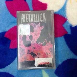 Cassette NOS METALLICA