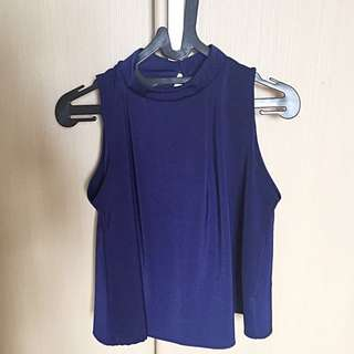 NEW Elsa Navy Top