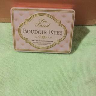 Too Faced Boudoir Eyes