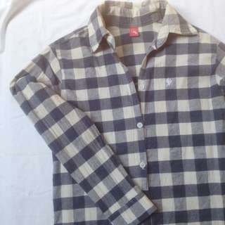 Canvas Shirt sz S