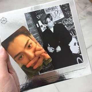 [WTT/WTS] Sehun EXODUS Official Photocard