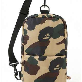Bape Shoulder Sling Bag