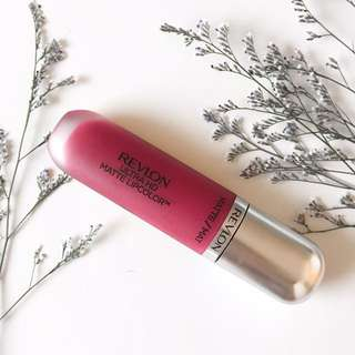 Revlon Ultra HD Matte PASSION