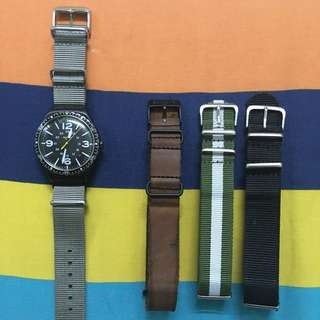 Swatch The Unit (Field Watch) Rm250