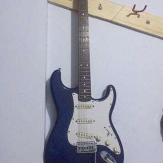 Stagg Guitar & Amplifier
