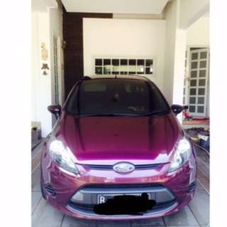Ford fiesta 2013 pajak panjang good condition