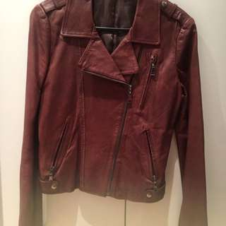 Brown Rider jacket