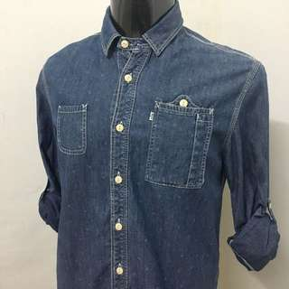 levis chambray