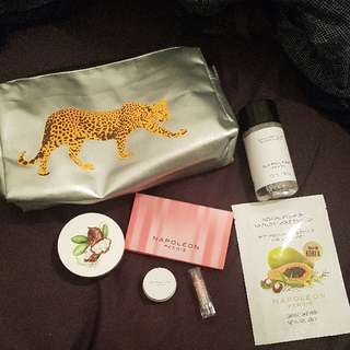Napoleon Persia make up pack ($345)