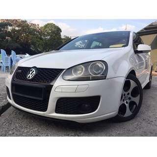 Volkswagen Golf GTI 2.0 MK5 (A) (Confirmed 2007)