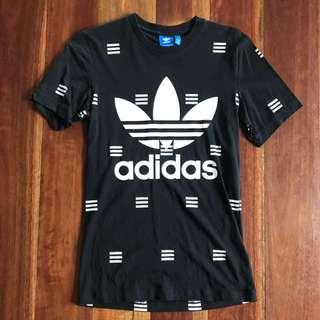 Adidas Originals Tshirt with Japanese print