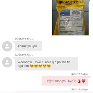 Another Satisfied Buyer 💃❤