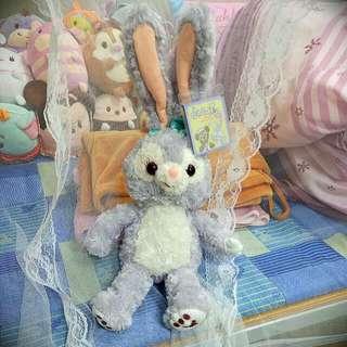 🚚 【全新免運】迪士尼 Stella Lou 史黛拉 兔子娃娃