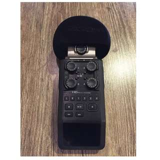 ZOOM H6 HANDY RECORDER (USED)