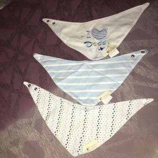 1 pc segitiga koboy