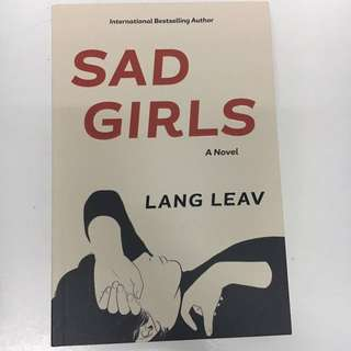 Sad girl - Lang Leav