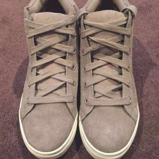 Steve Madden Hi Top Sneakers