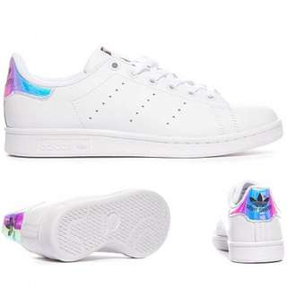 INSTOCK Ø Original Adidas Stan Smith Holographic